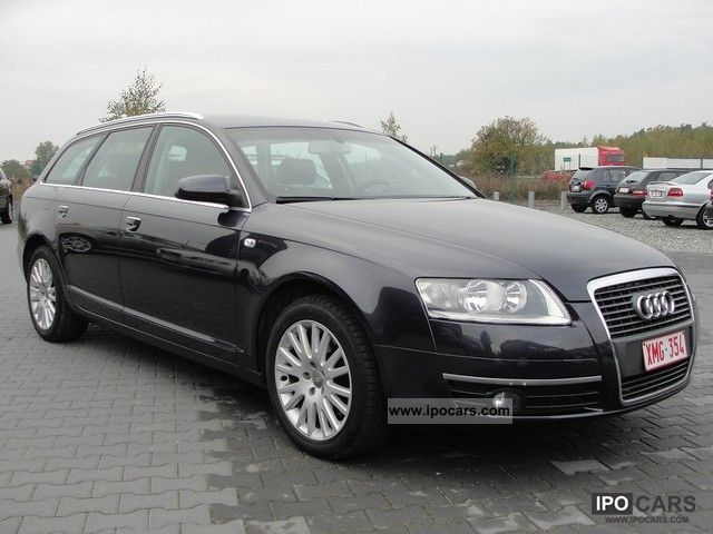 2007 audi a6 2 0tdi w serwisowany aso car photo and specs. Black Bedroom Furniture Sets. Home Design Ideas