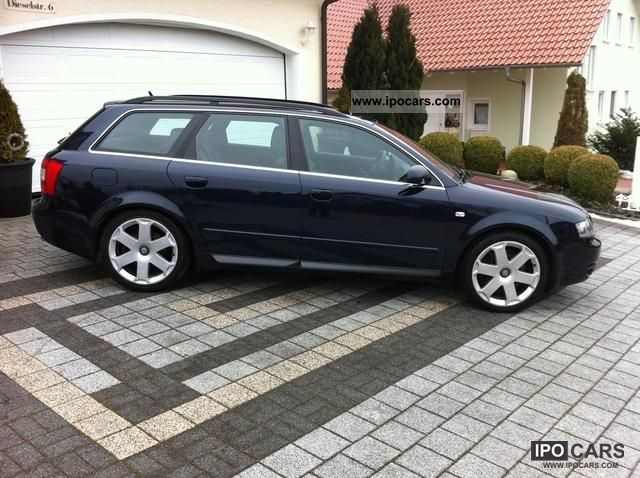 2003 Audi S4 Avant Car Photo And Specs