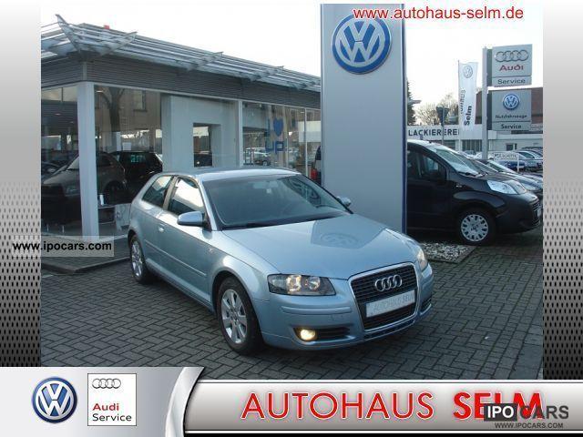 2005 Audi  A3 / Ambition (Klima) Limousine Used vehicle photo