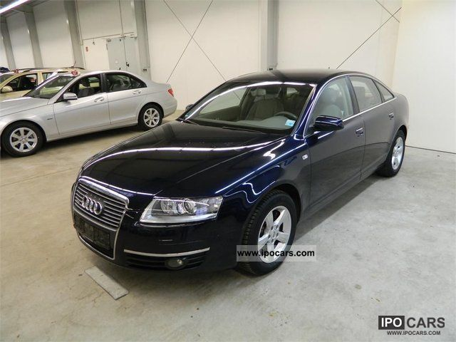 2007 audi a6 2 7 tdi tiptronic dpf quatt car photo and specs. Black Bedroom Furniture Sets. Home Design Ideas
