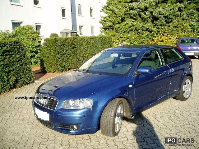 2004 Audi  A3 2.0 Ambition * NAVI * XENON * GUARANTEED! Limousine Used vehicle photo