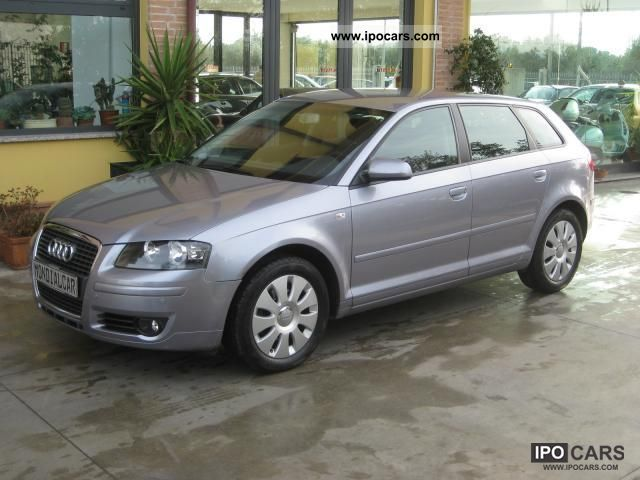 2004 audi a3 sportback 2 0 tdi ambiente 16v car photo. Black Bedroom Furniture Sets. Home Design Ideas