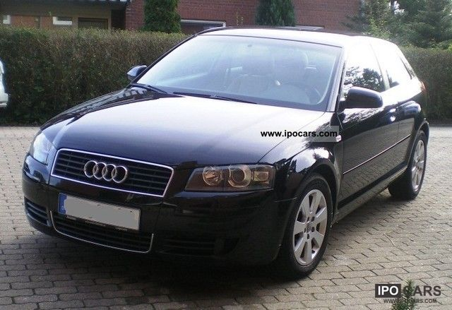 2004 Audi  A3 2.0 FSI leather APC Xenon Sports car/Coupe Used vehicle photo