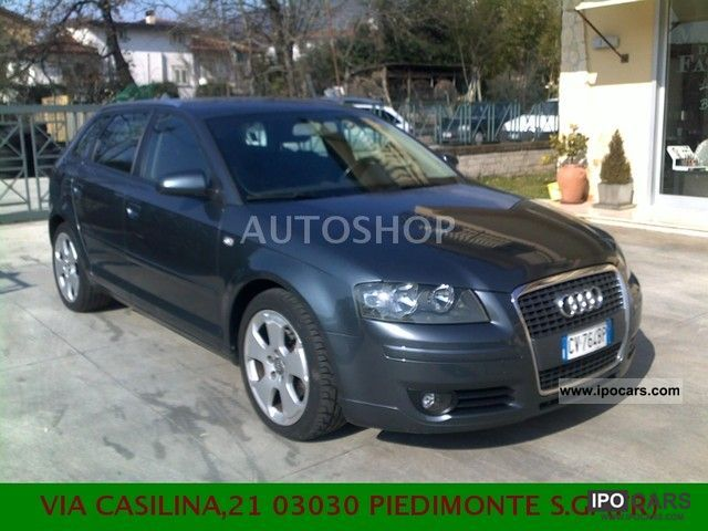 2005 Audi  Sportback 2.0tdi Estate Car Used vehicle photo