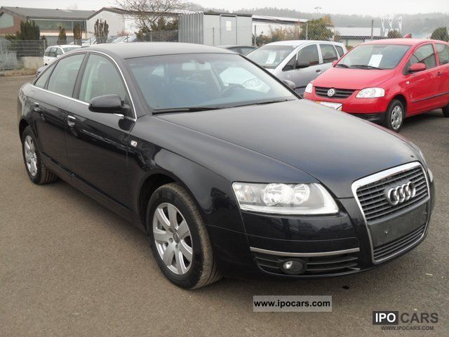 2008 Audi  A6 Saloon 2.7 TDI fixed price Limousine Used vehicle photo