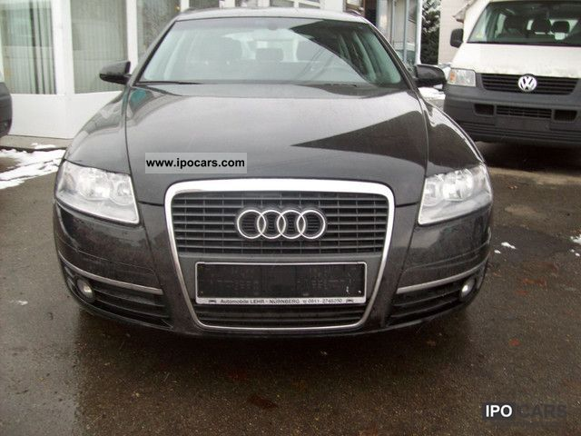 2007 audi a6 avant 2 0 tfsi car photo and specs. Black Bedroom Furniture Sets. Home Design Ideas