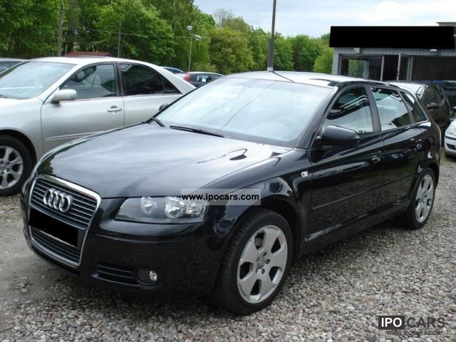 2005 audi a3 ambition car photo and specs. Black Bedroom Furniture Sets. Home Design Ideas