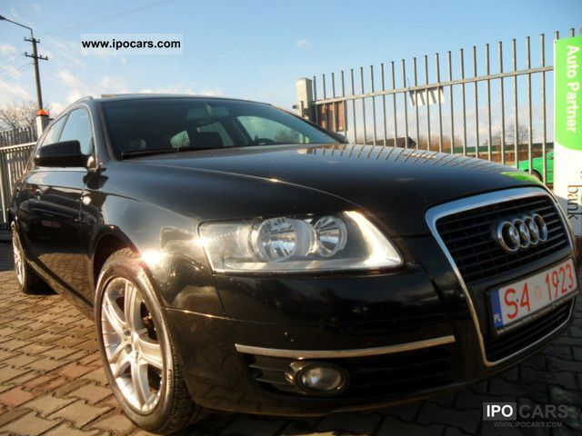 2007 Audi  A6 ideał Navi szyber Estate Car Used vehicle photo