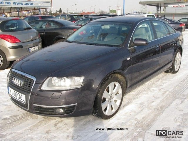 2005 Audi  A6 SALOON PL! SERWIS ASO! FA VAT! DIESEL! Limousine Used vehicle photo