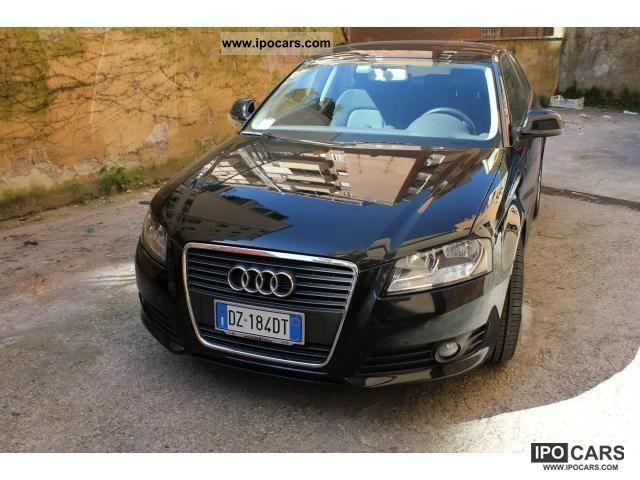 2009 Audi  A3 Sports car/Coupe Used vehicle photo