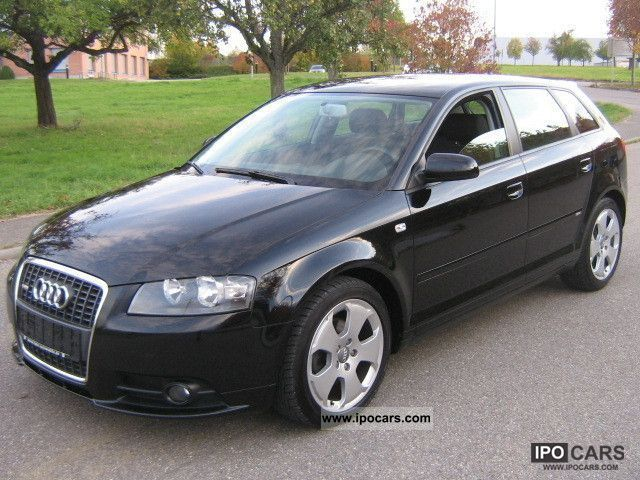 2007 audi a3 2 0 tdi dpf s line sportback navi mmi alu 17 car photo and specs. Black Bedroom Furniture Sets. Home Design Ideas