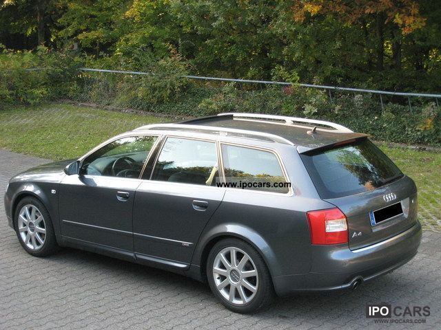 2004 audi a4 2 0 fsi s line plus navi plus car photo and specs. Black Bedroom Furniture Sets. Home Design Ideas