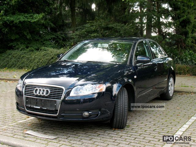 2007 audi a4 1 6 car photo and specs. Black Bedroom Furniture Sets. Home Design Ideas