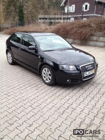 2006 Audi  A3 2.0 TDI-Xenon, Full Service History at Audi Limousine Used vehicle photo