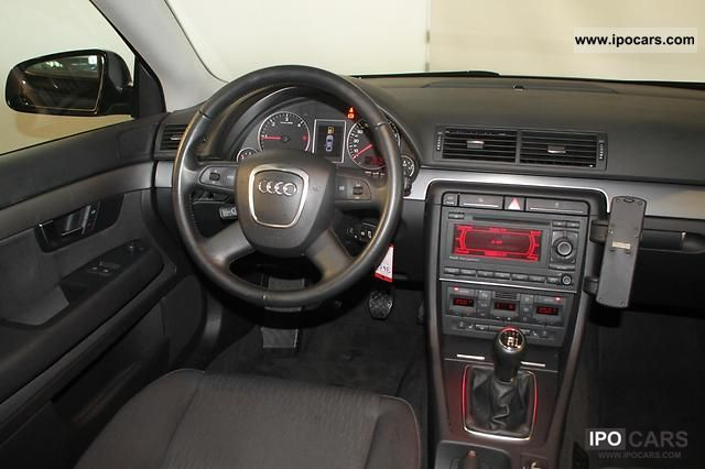 2007 audi a4 avant 2 0 tdi 6 speed car photo and specs. Black Bedroom Furniture Sets. Home Design Ideas