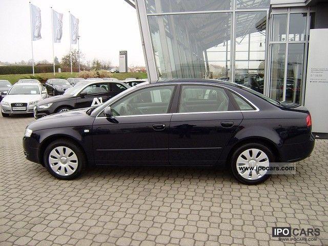 2007 Audi  A4 2.0 Comfort Limousine Used vehicle photo