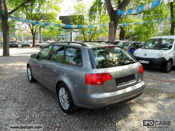 2006 Audi  DOOR-TO-DOOR A4 DELIVER / francais / German Estate Car Used vehicle photo