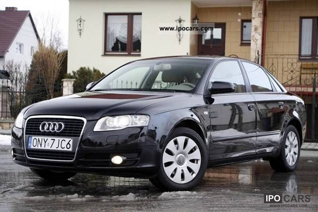 2008 Audi  A4 ZREJESTROWANY BiXenon ALUSY Limousine Used vehicle photo