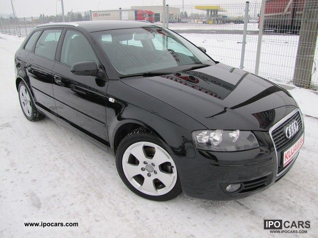 2006 Audi  A3 DSG * 170km * KS.SERWIS * Other Used vehicle photo
