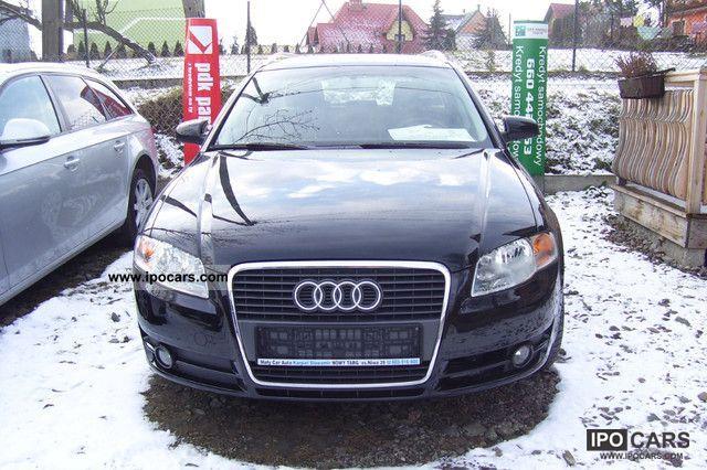 2007 Audi  Combination Estate Car Used vehicle photo