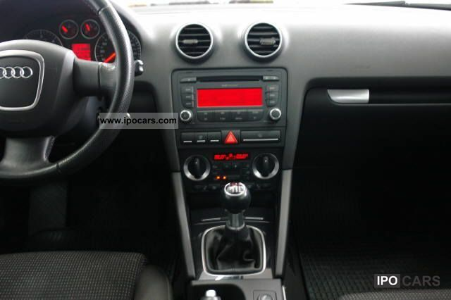 2007 Audi A3 2 0 Tdi Ambition Shz Air Transport