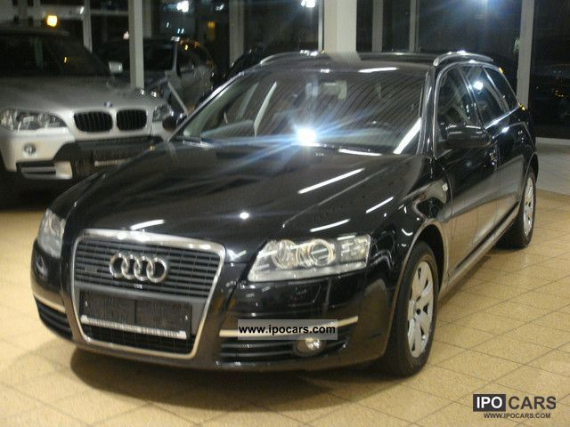 2006 audi a6 3 0 tdi quattro aviat navi xenon leather car photo and specs. Black Bedroom Furniture Sets. Home Design Ideas