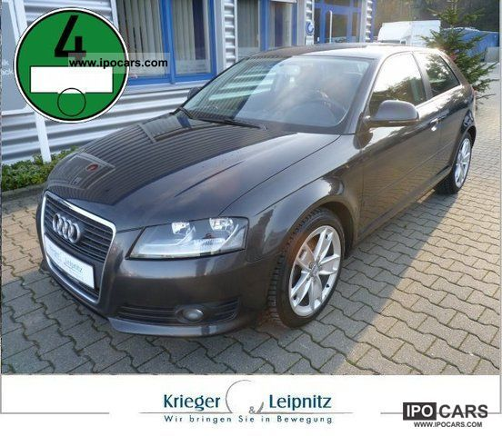 2008 Audi A3 2.0 TDI Related Infomation,specifications