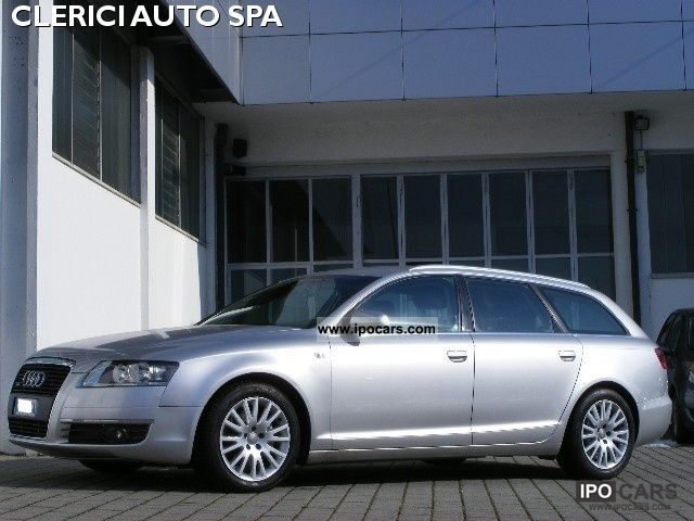 2005 Audi  A6 Avant 3.0 Tiptronic FAP (NAVI, Pelle / Alcantar Estate Car Used vehicle photo