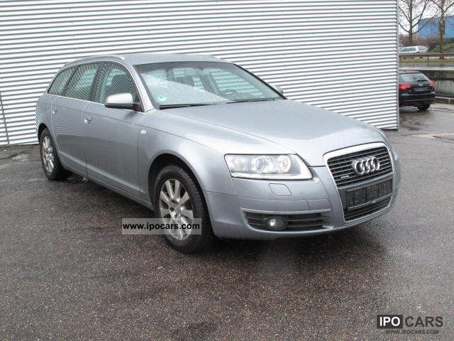 2007 audi a6 avant 3 0 tdi quattro tiptronic car photo. Black Bedroom Furniture Sets. Home Design Ideas