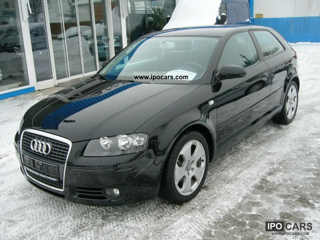 2007 audi a3 2 0 tdi ambition car photo and specs. Black Bedroom Furniture Sets. Home Design Ideas