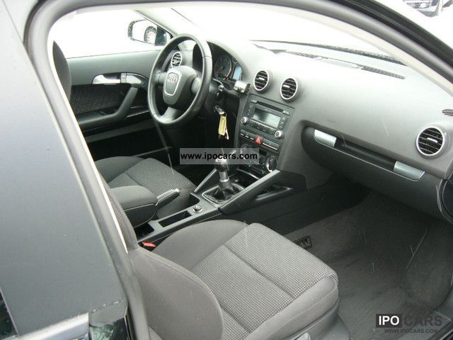 2007 audi a3 2 0 tdi ambition car photo and specs
