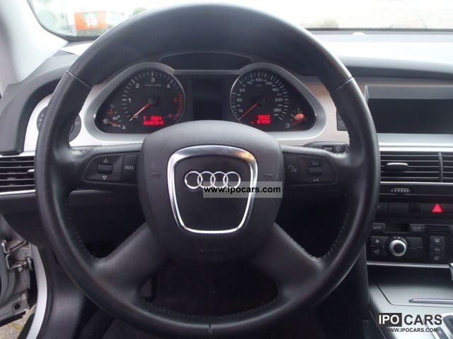2008 audi a6 2 0 tdi dpf avant multitronic car photo and specs. Black Bedroom Furniture Sets. Home Design Ideas