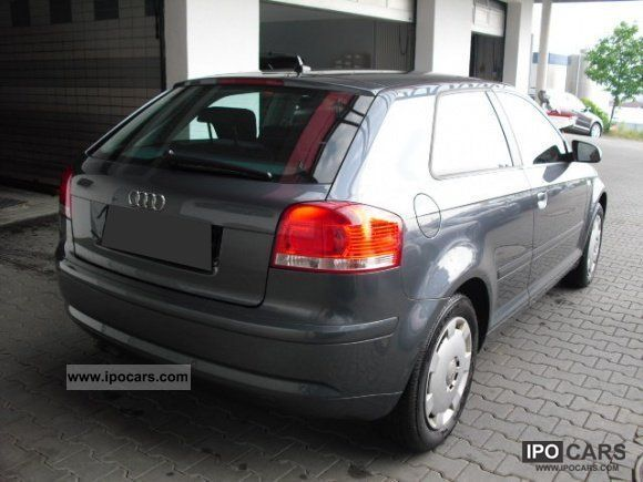 2008 audi a3 1 9 tdi 105 cv 3 portes car photo and specs. Black Bedroom Furniture Sets. Home Design Ideas
