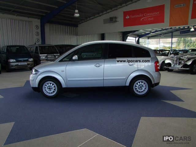 2002 audi a2 1 2 tdi 3l advance styling 1 hd audiag car photo and specs. Black Bedroom Furniture Sets. Home Design Ideas