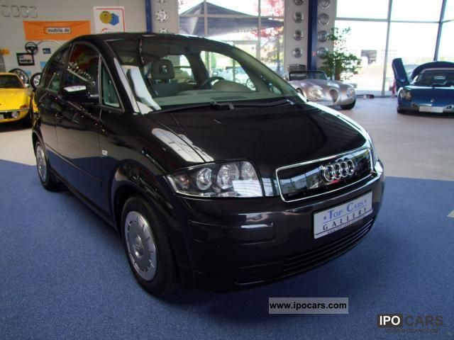 2002 audi a2 1 2 tdi 3l advance styling package car photo and specs. Black Bedroom Furniture Sets. Home Design Ideas