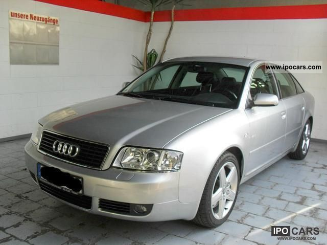 Audi  A6 3.0 automatic LPG gas leather Navi Xenon 2003 Liquefied Petroleum Gas Cars (LPG, GPL, propane) photo