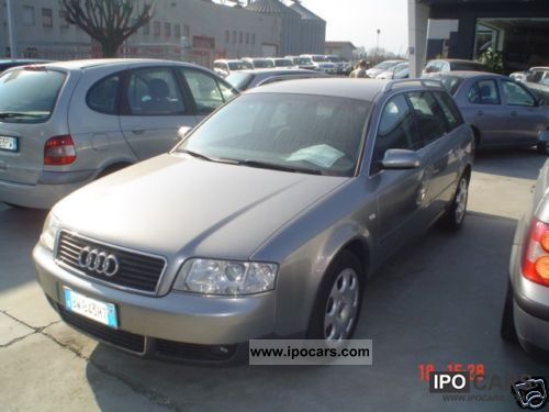 2003 Audi  A6 AVANT V6 TDI, 2003, DIESEL, Cuneo Estate Car Used vehicle photo