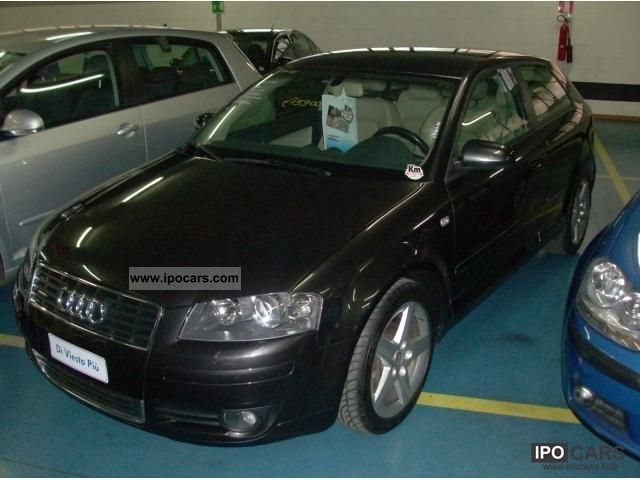 2005 audi a3 3 2 v6 quattro ambition car photo and specs. Black Bedroom Furniture Sets. Home Design Ideas