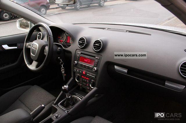 2007 Audi A3 2 0 Tdi Sportback Quattro Dpf Bi Xenon Car
