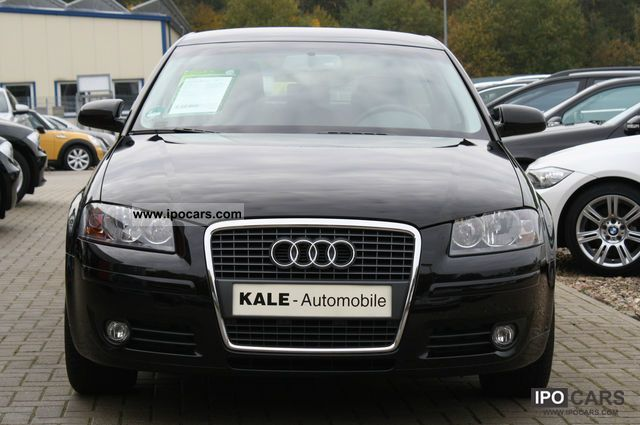 2006 audi a3 sportback 1 6 17 inches car photo and specs. Black Bedroom Furniture Sets. Home Design Ideas