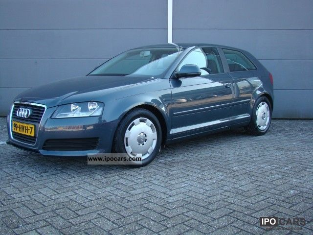 2009 audi a3 2 0 tdi 140pk 3 drs navi ecc car photo and specs. Black Bedroom Furniture Sets. Home Design Ideas
