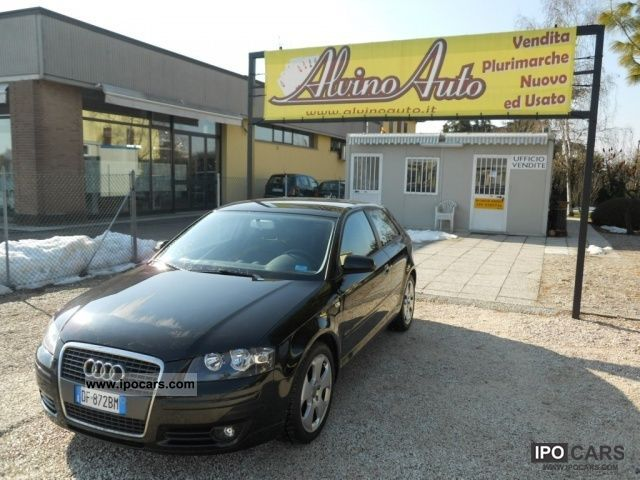 2006 Audi  A3 2.0 16V TDI Ambiente Limousine Used vehicle photo