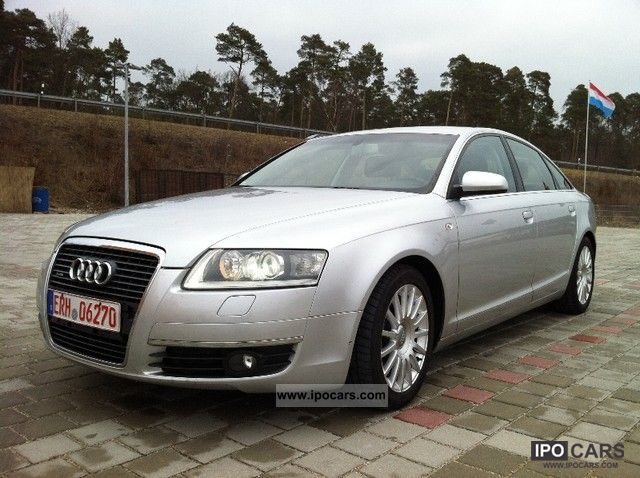 2006 audi a6 3 0 tdi quattro 1 hd car photo and specs. Black Bedroom Furniture Sets. Home Design Ideas