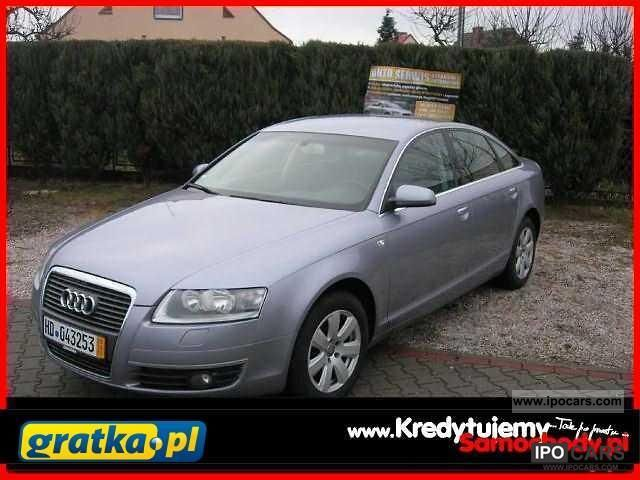 2007 Audi  A6 KredytujemySamochody.pl Limousine Used vehicle photo