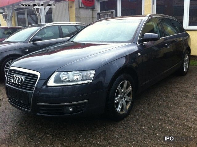 2008 Audi A6 Avant 3.0 TDI quattro Estate Car Used vehicle photo
