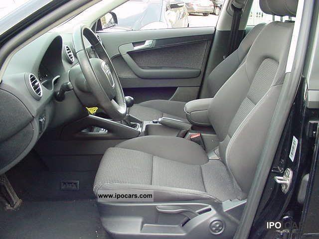 2006 audi a3 2 0 tdi sportback quattro dpf    xenon