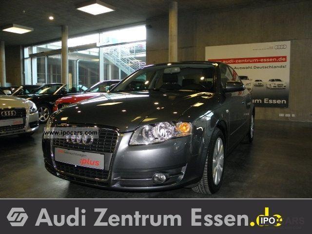 2007 Audi  A4 2.0 Navi - climate, navigation, heated seats, power, Limousine Used vehicle photo