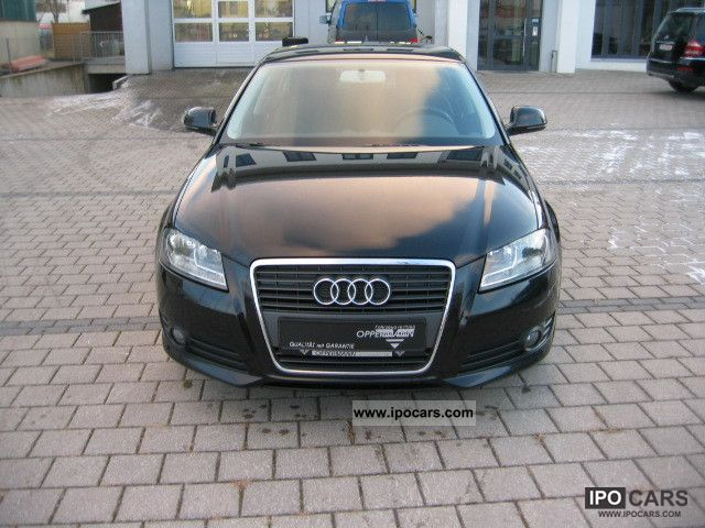 2009 audi a3 2 0 tdi sportback automatic car photo and specs. Black Bedroom Furniture Sets. Home Design Ideas