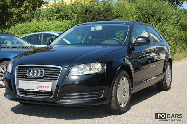 2009 Audi  A3 1.9 TDI Attraction Limousine Used vehicle photo