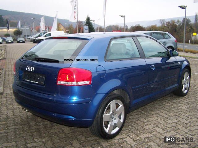 2007 audi a3 1 9 tdi attraction car photo and specs. Black Bedroom Furniture Sets. Home Design Ideas